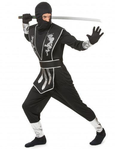 Ninja outfit voor heren -1