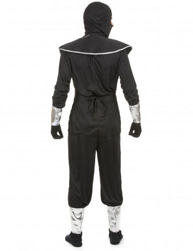 Ninja outfit voor heren -2