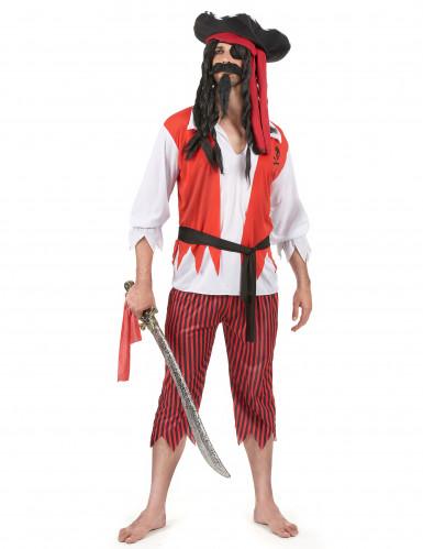 Piraten outfit voor heren