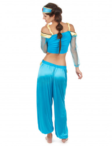 Oosterse danseres kostuum voor dames -2