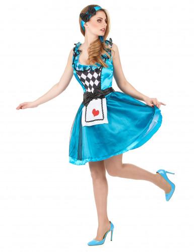 Wonderland outfit voor dames-1