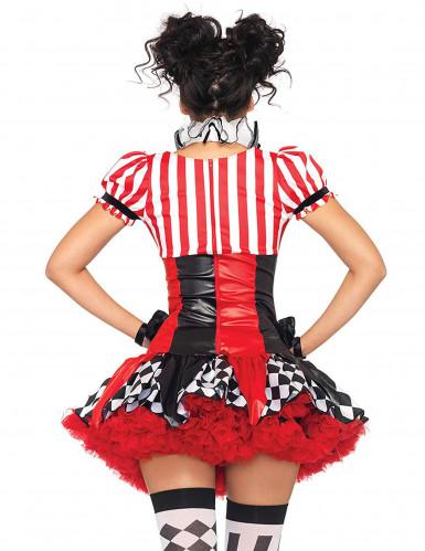 Sexy harlequin kostuum voor dames-1