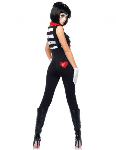 Sexy mime outfit voor vrouwen-1