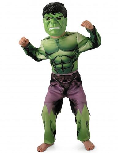 Hulk The Avengers™ kostuum voor kinderen