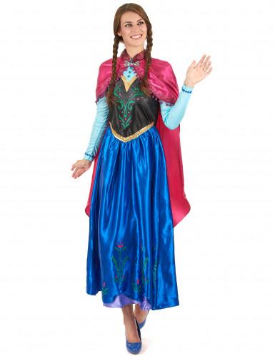 Anna Frozen™ kostuum voor volwassenen