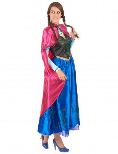 Anna Frozen™ kostuum voor volwassenen -1