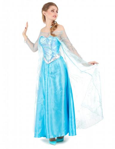 Elsa Frozen™ kostuum voor volwassenen