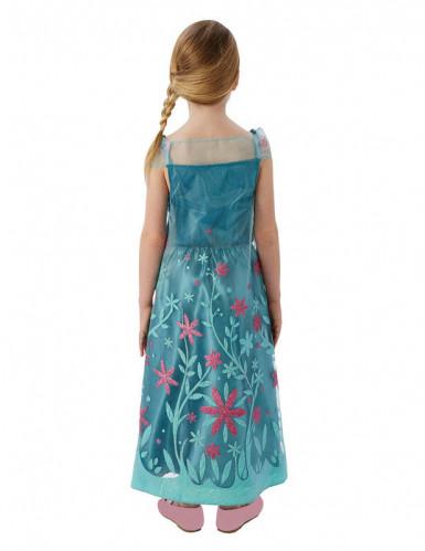 Luxe kostuum van Elsa Frozen™ voor meisjes-1