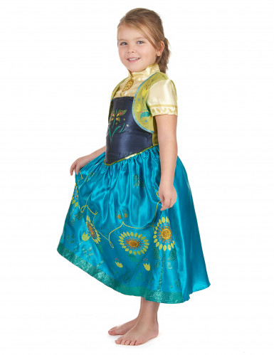 Anna Frozen™ Fever™ kostuum voor meisjes -1