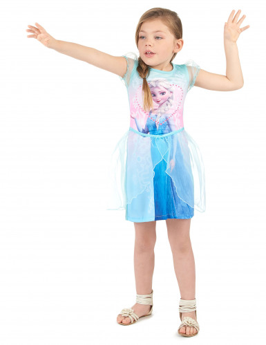 Elsa Frozen™ jurk voor meisjes-1