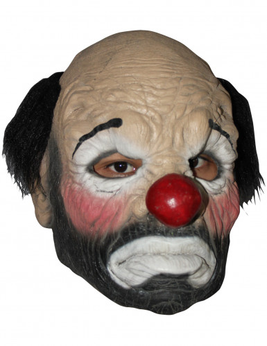 Hobo de clown masker