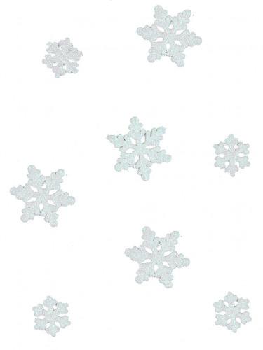 Disney frozen tafeldecoratie sneeuwvlokken