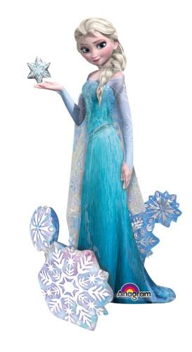 "Mega grote aluminium ballon van Elsa Frozen â""¢"