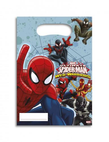 """Set van feestzakjes van Spidermanâ""""¢"""