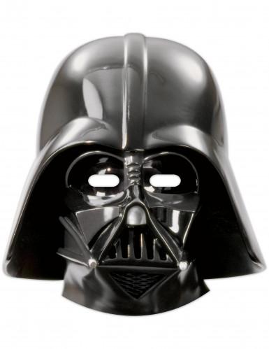 6 Darth Vader Star Wars ™ maskers kinderen