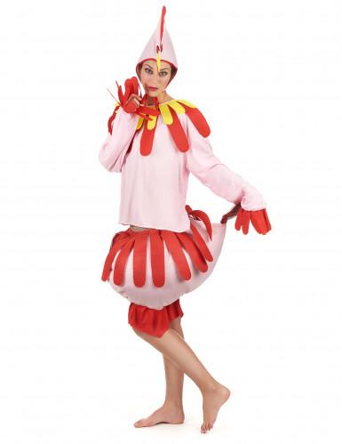 Kippen kostuum voor volwassenen -1