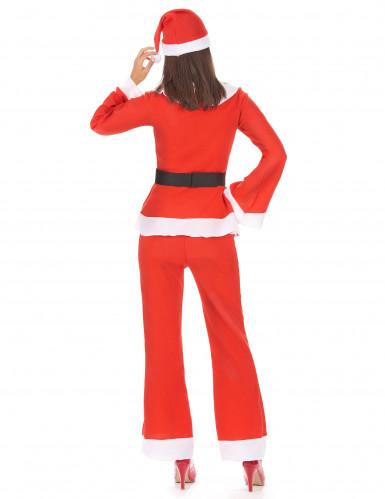 Witte en rode kerstvrouw outfit voor vrouwen-2