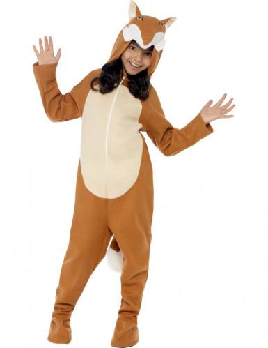 Vossen outfit voor kinderen