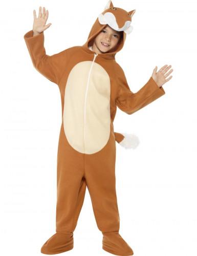 Vossen outfit voor kinderen-2