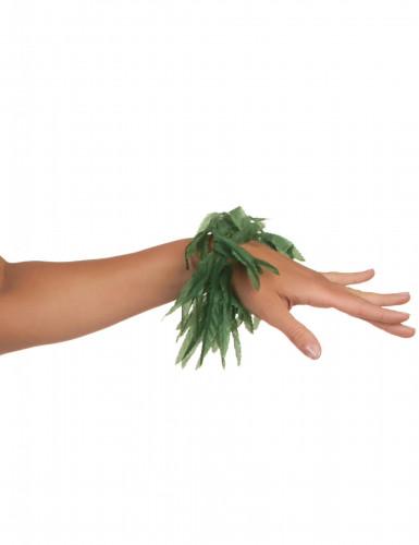 Tropische bladeren enkelband-2
