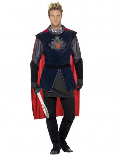 Middeleeuwse koning outfit voor mannen