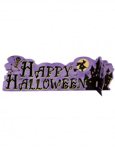 Happy Halloween tafeldecoratie
