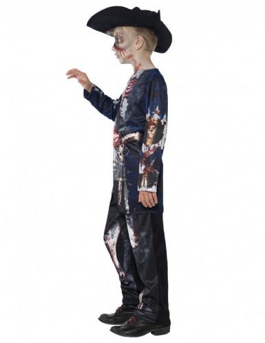 Rottende zombie piraten kostuum voor jongens-2