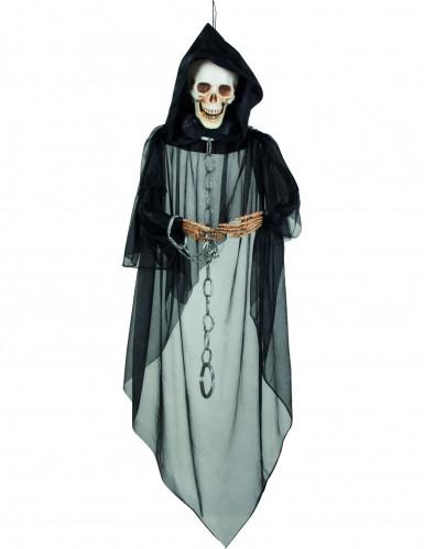 Decoratie Skull ghost (150 cm)