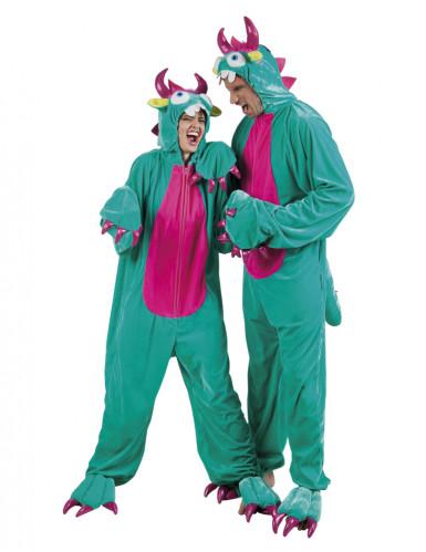 Klein monster kostuum voor volwassenen