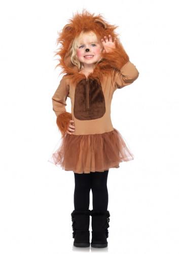 Leeuwen kostuum voor meisjes