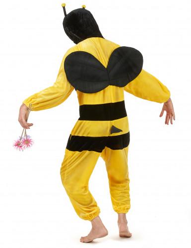 Bijen pak met vleugels voor volwassenen-4