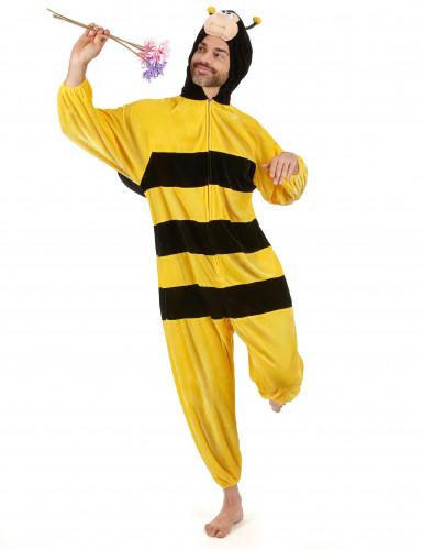 Bijen pak met vleugels voor volwassenen-3