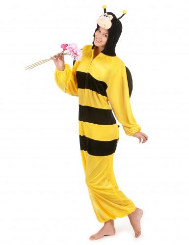 Bijen pak met vleugels voor volwassenen-2