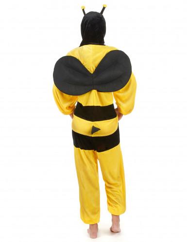 Bijen pak met vleugels voor volwassenen-1