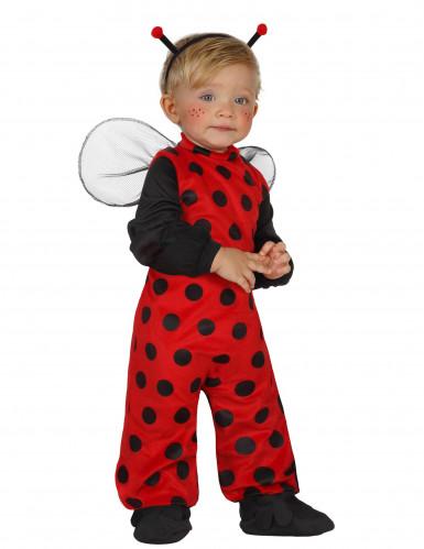 Lieveheersbeestje pak voor baby's