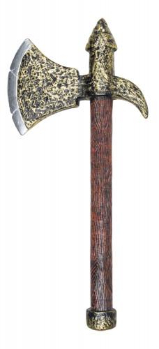 Gouden middeleeuwse bijl voor volwassenen
