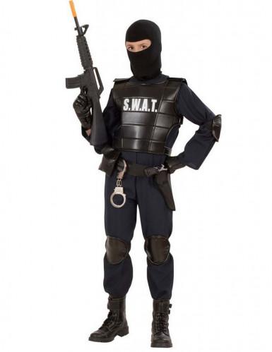 SWAT agent kostuum voor kinderen