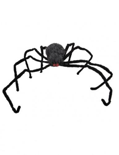 Reuze spin met lichtgevende ogen Halloween