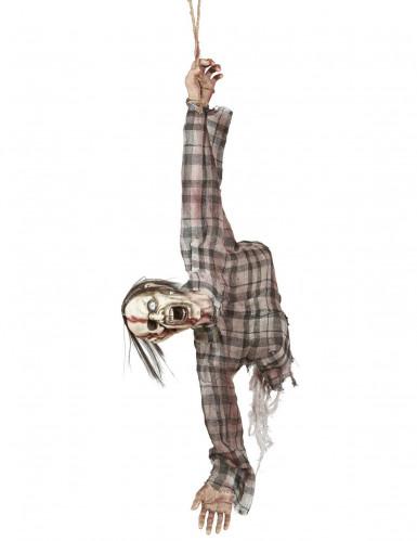 Zombie borstkas decoratie Halloween