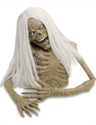 Zombie borstkas versiering Halloween