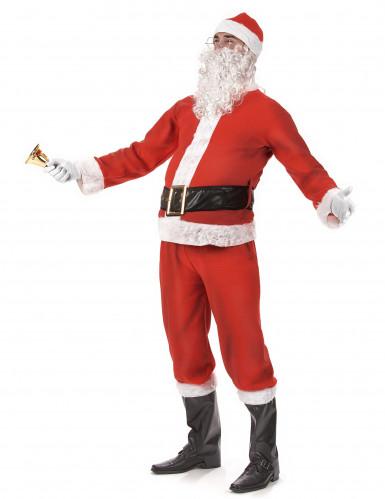 Kerstman kostuum voor volwassenen-1