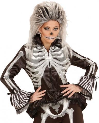 Skeletten vest voor dames