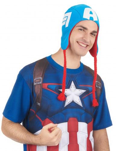Captain America™ muts voor volwassenen-1