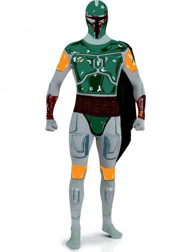 Boba Fett second skin Star Wars ™ kostuum volwassenen