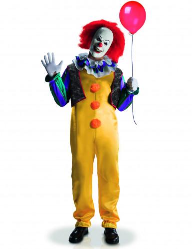 Deluxe terror It™ clown kostuum voor volwassenen