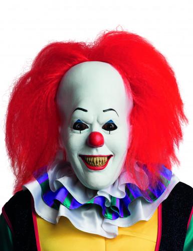 Latex It™ clown masker voor volwassenen