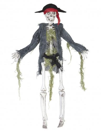 Piraten skelet versiering Halloween