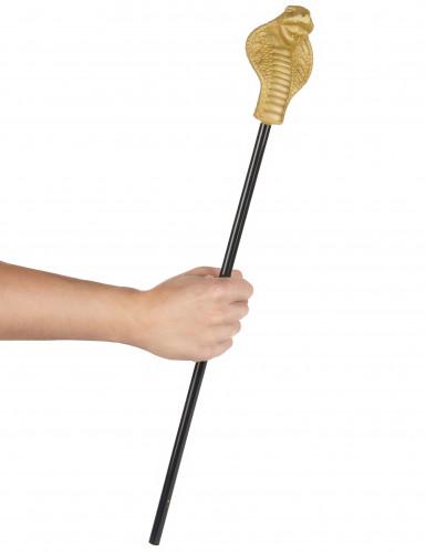 Egyptische slang scepter 58 cm-1
