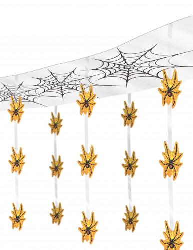 Spinnen decoratie voor Halloween