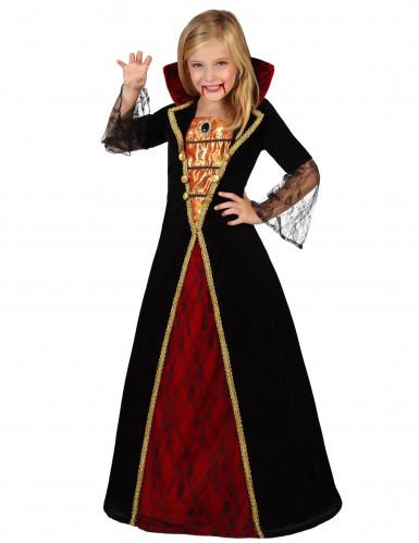 Vampier kostuum voor meiden Halloween